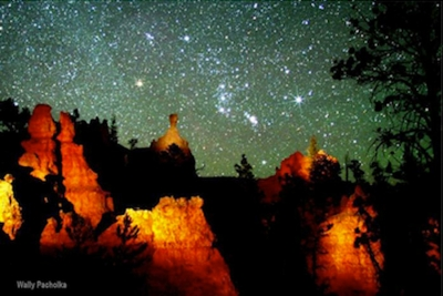 Rangers Make the Case for Dark Skies