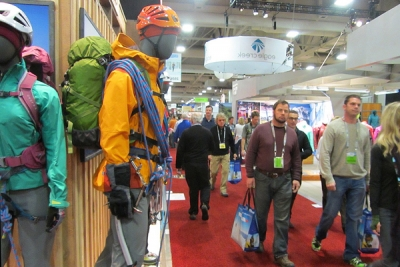 Outdoor Industry Takes on Water Sustainability