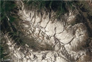 Desert Dust Events Could Trigger Early Wasatch Snowmelt